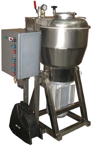 Куттер (вакуумный) ИПКС-032-80В(Н), объем 80 л, произв. до 900 кг/ч