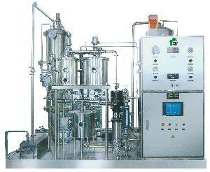 Сатуратор газводы 1000 л/час
