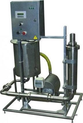 Комплект оборудования для приемки и первичной обработки молока ИПКС-0107, 500-2000 л/сутки, фото 2