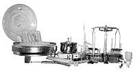 Набор лабораторной посуды и приборов для контроля качества молока