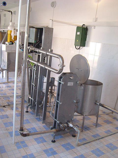 Минизавод для переработки молока ИПКС-0101 на 1тн ассорт 5в1, 1000л/сутки
