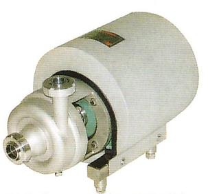 Насос центробежный для молока 5 т/ч, фото 2