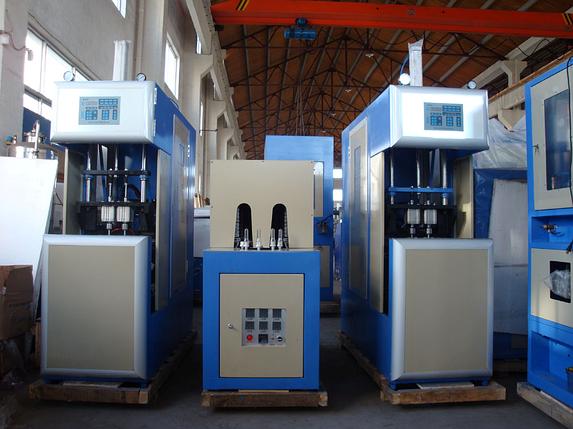 Полуавтомат выдува 5л, 800 бут/час, фото 2