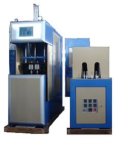 Полуавтомат выдува бутылей 3-6 л, до 600 бут/час