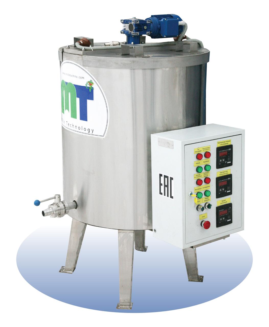 Ванна длительной пастеризации ВДП-100, 100 л