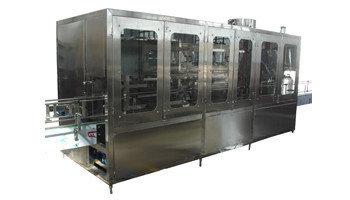 Оборудование для мойки, розлива и укупорки бутылей 3-10 л, 1000/2000 бут/час, фото 2