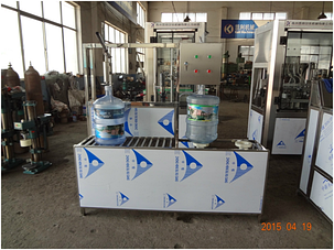 Станок, аппарат для розлива воды 19 л, фото 2