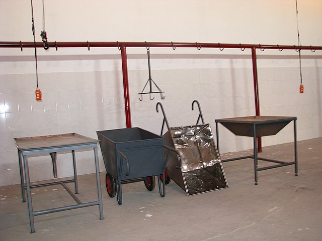 УБОЙНАЯ ПЛОЩАДКА (оборудование) до 2 тонн сутки