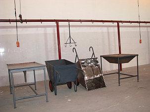 Комплект оборудования  убойного пункта мощностью до 3-х тонн мяса в смену, фото 2