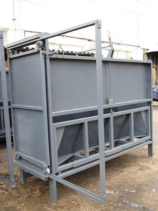 Комплект оборудования для убойного цеха КРС, до 30 голов/смену