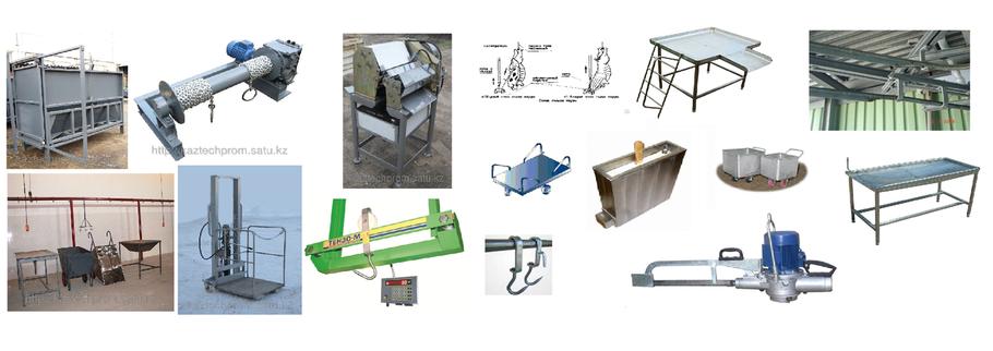 Оборудование для бойни до 30-50 гол КРС (до 10 тн мяса на костях) в смену, фото 2