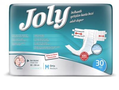 Подгузники взрослые Joly Medium 30 шт