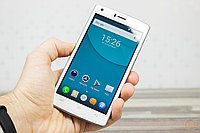 Смартфон Doogee X5 Max (белый) б/у + чехол