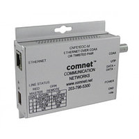 Медиаконвертер Small Size 10/100Mbps Media Converter, Commercial Grade Ethernet to Copper or COAX