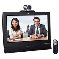 VP9050-1080P: Integrated HD codec,21.5-inch LCD,HD camera,microphone, cables-Europe