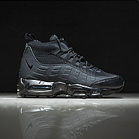 "Nike Air Max 95 Sneakerboot ""All Black"""