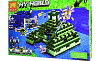 Конструктор LELE MY WORLD 1134 дет