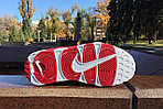 Кроссовки Nike Air More Uptempo (White&Red), фото 4