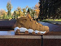 Кроссовки Nike Air More Uptempo (Brown)