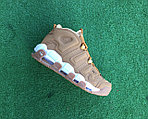 Кроссовки Nike Air More Uptempo (Brown), фото 5