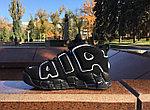 Кроссовки Nike Air More Uptempo (Black), фото 2