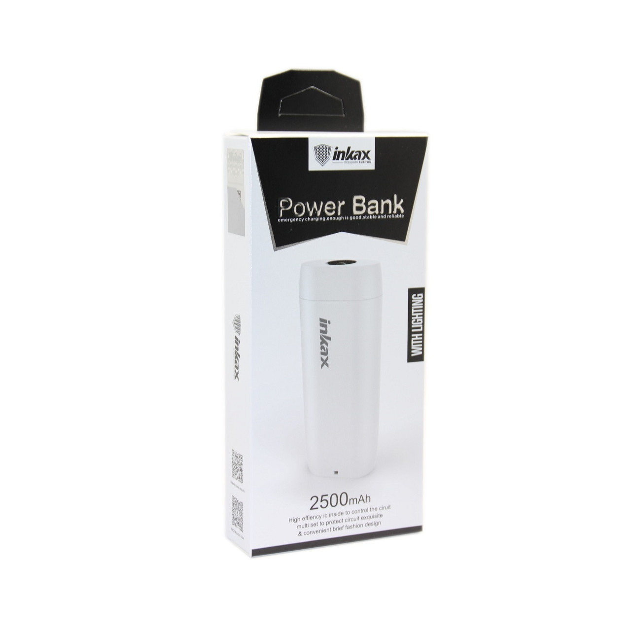 Батарея Power Bank Inkax PV-06 2500 Mah