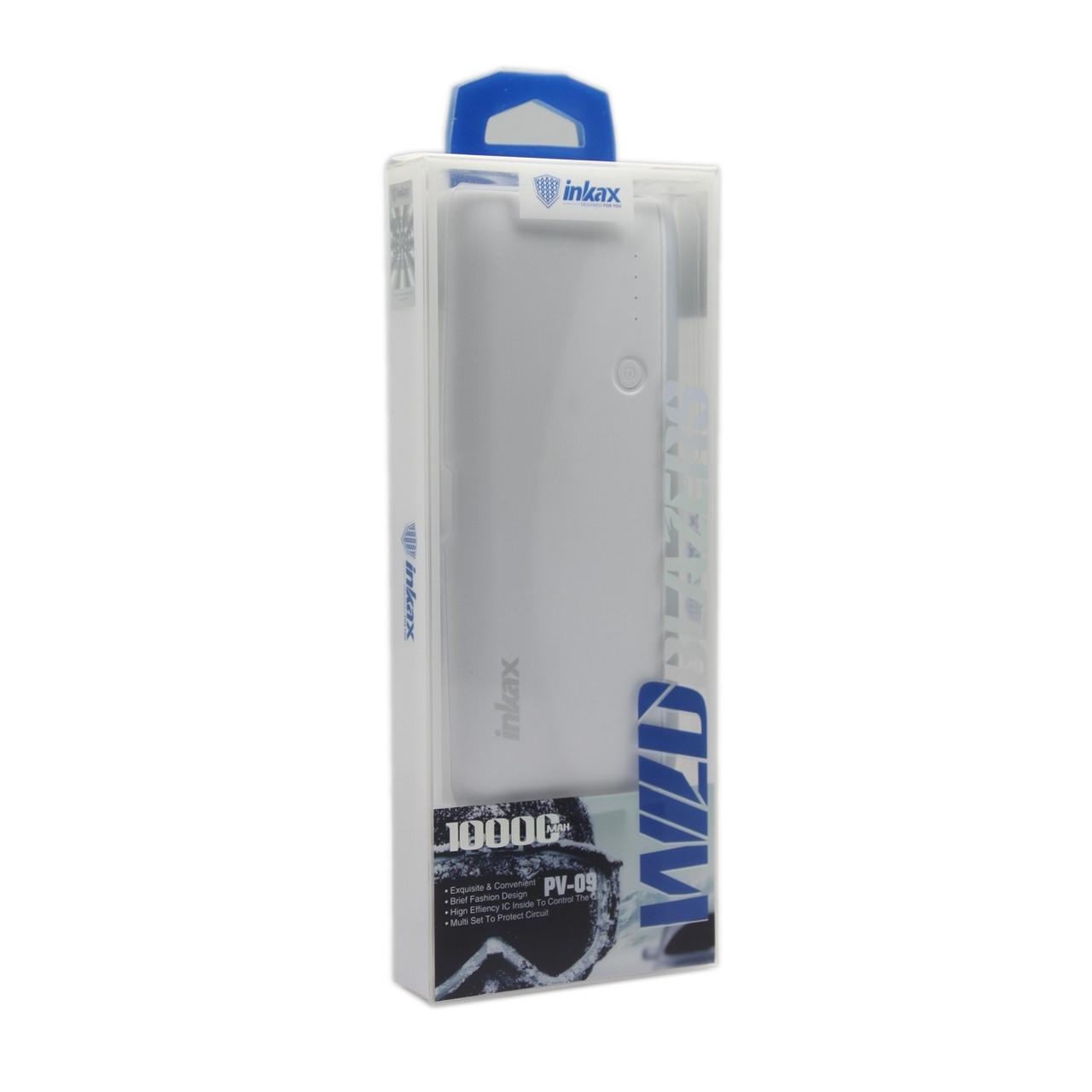 Внешний аккумулятор Power Bank Inkax PV-09 9000 Mah