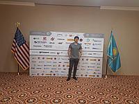 Пресс-стена в аренду Астана