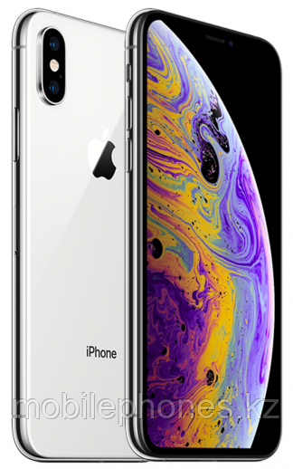 Смартфон IPhone XS Max 512Gb Silver 1SIM