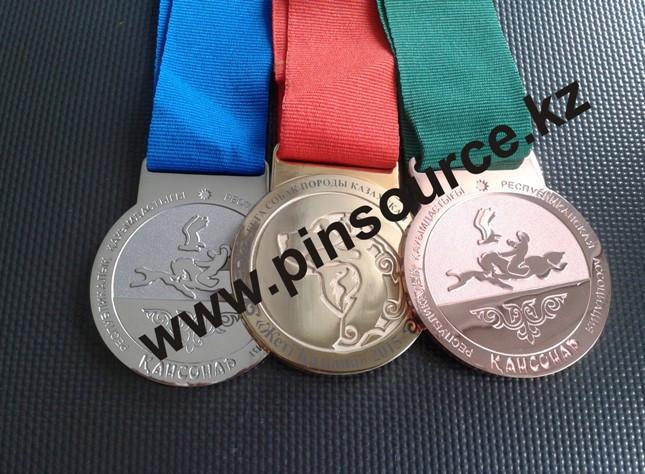 Изготовление спортивных медалей