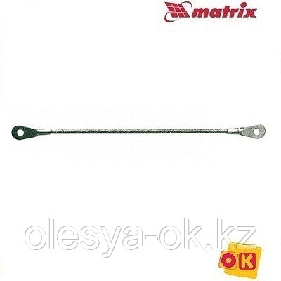 Вольфрамовое полотно, 300 мм. MATRIX