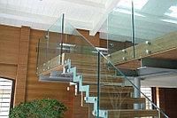 Лестничные ограждения из стекла, фото 1