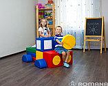 Мягкий игровой комплекс ДМФ-МК-13.78.00 Грузовик, фото 2