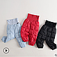 Детские Балоневые штаны на пуху, фото 2
