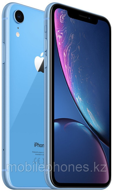 Смартфон iPhone XR 128Gb Синий 2SIM