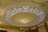 Художественный Потолок с подсветкой., фото 1
