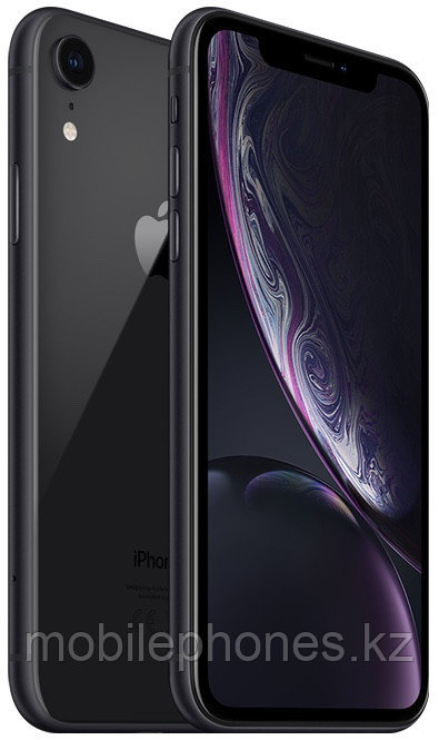 Смартфон iPhone XR 256Gb Черный 2SIM