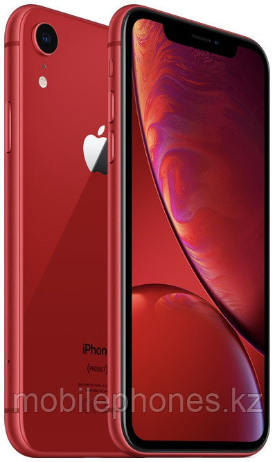 Смартфон iPhone XR 256Gb Красный 2SIM