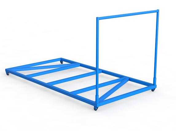 Тележка для перевозки гимнастических матов, фото 2