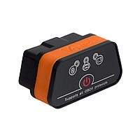 Диагностический автомобильный адаптер (сканер) Vgate iCar2 ELM327 V2.1 OBDII Bluetooth 3,0 PC / Android, фото 1
