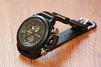 Брутальные мужские часы Dotshe