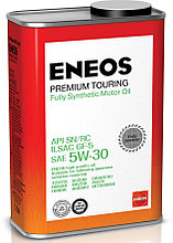 Моторное масло ENEOS SUPER GASOLINE 5w-30 Synthetic (100%) 0,94 л