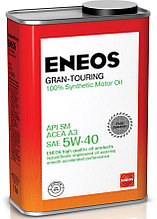 Моторное масло ENEOS GRAN TOURING 5w-40 Synthetic (100%) 0,94 л