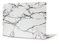 Пластиковый чехол для MacBook Air 13'' 2017 (темно-серый камень)