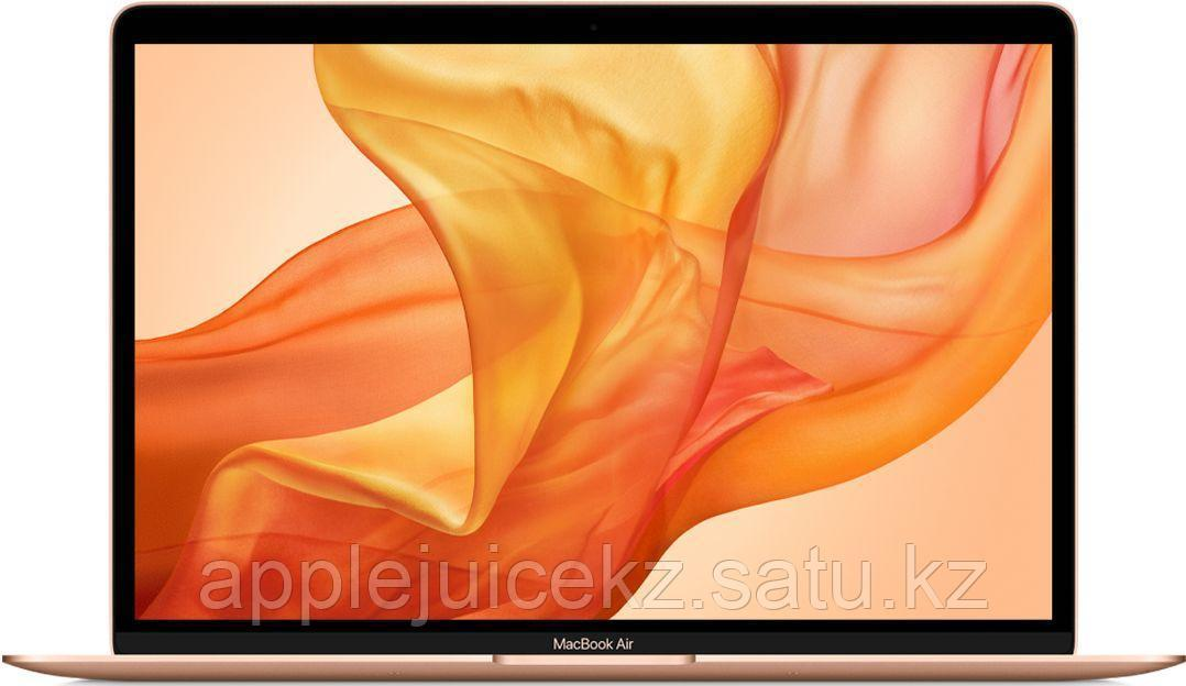 "Apple MacBook Air 13"" Dual-Core i5 1,6 ГГц, 8 ГБ, 256 ГБ SSD, золотой"