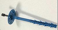 Дюбель для теплоизоляции Levod (гвоздь металичесский с термоголовкой) 10*220