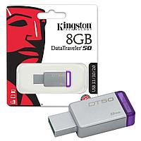 Флешка 8GB USB3.0 Kingston (DT50/8GB)