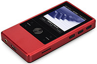 "MP3 плеер Cayin N3, flac/ape/wav/mp3, 2.4"", mSD/BT4.0/USB Type C, red"