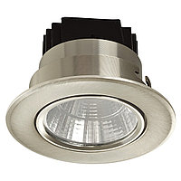 Спот LED COB 02 5W 5000K CHROME (TS) 100шт