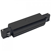 M. BLACK I-CONNECTOR (STRAIGHT) (4 LINE)  (TS)50шт